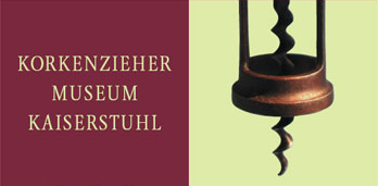 Korkenzieher Museum Kaiserstuhl